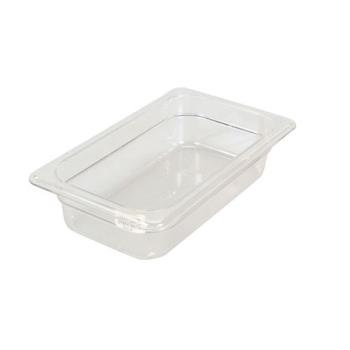 8002920 - Cres Cor - 1017-058 - Clear 6-3/8x10-7/16x2 Pan Product Image