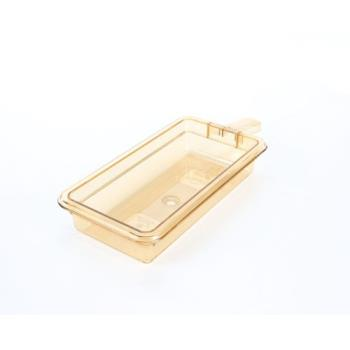 8003162 - Duke - PH156602 - Amber Pan W/Single Handle Product Image