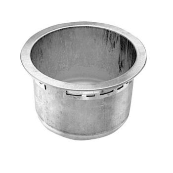 "262256 - Wells - WS-50504 - 8"" Pot w/ Drain Hole Product Image"