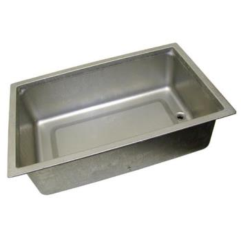 262593 - Wells - WS-62604 - Pan w/ Drain Product Image