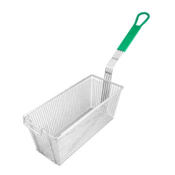 63152 - Commercial - 5 1/2 in x 13 1/4 in x 5 11/16 in Fryer Basket Product Image