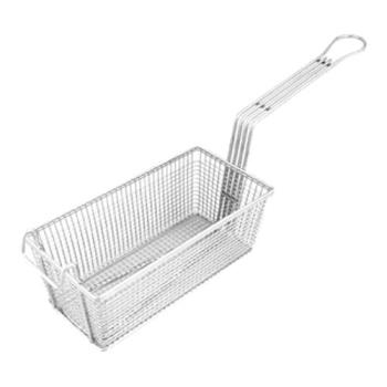 63100 - Commercial - Fryer Basket 5 1/2 in x 11 in x 4 in Product Image