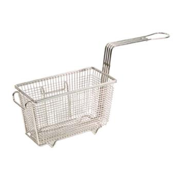 "63104 - FMP - 225-1004 - Fryer Basket 4 3/4"" x 9 1/2"" x 5 1/4"" Product Image"