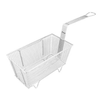 "63108 - FMP - 225-1008 - Fryer Basket 6 1/4"" x 12"" x 5 1/4"" Product Image"