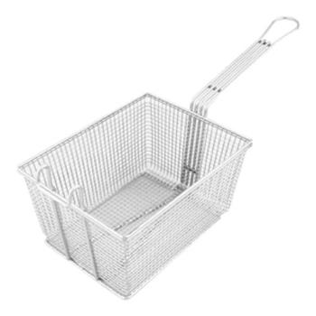 63133 - FMP - 225-1033 - Fryer Basket 7 3/4 in x 10 in x 5 1/4 in Product Image