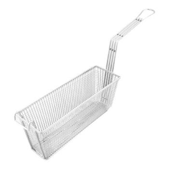 "63141 - FMP - 225-1041 - Fryer Basket 4 1/4"" x 13"" x 5 1/2"" Product Image"