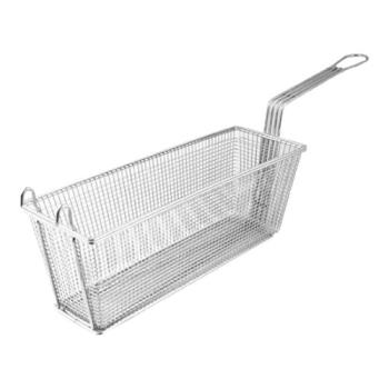 "63154 - FMP - 225-1054 - Fryer Basket 5 3/4"" x 17"" x 6"" Product Image"