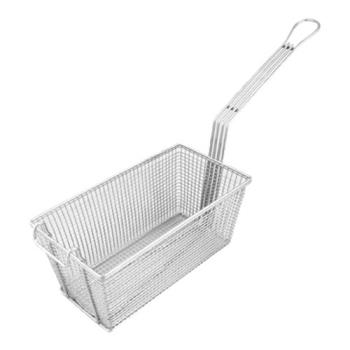 "63111 - FMP - 225-1062 - Fryer Basket 12"" x 6 1/4"" x 5 1/2"" Product Image"
