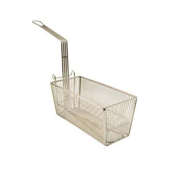 "HEN33102 - FMP - 227-1054 - 13 1/4"" x 6 1/4"" x 6"" Twin Fry Basket Product Image"