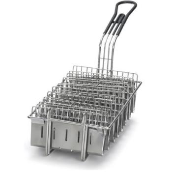 75808 - Tablecraft - 40 - 8 Shell Taco Fryer Basket Product Image