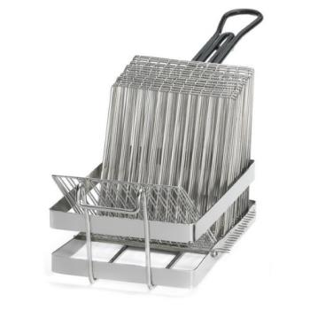 76495 - Tablecraft - 41 - Tostada Fryer Basket Product Image