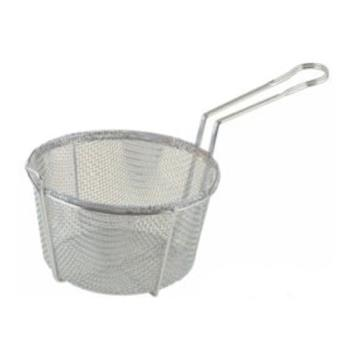 63242 - Winco - FBRS-11 - 10 1/2 in Round Fryer Basket Product Image