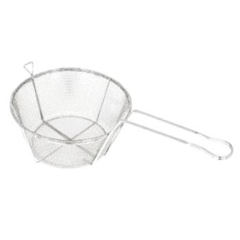 63241 - Winco - FBRS-9 - 9 1/2 in Round Fryer Basket Product Image