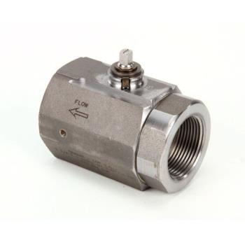 8003815 - Frymaster - FM810-4353 - 1-1/4 NPT Rotary Actuatry Valve Product Image