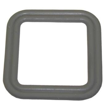 321414 - Frymaster - FM816-0032 - 3 1/2 in x 3 1/2 in Drain Gasket Product Image