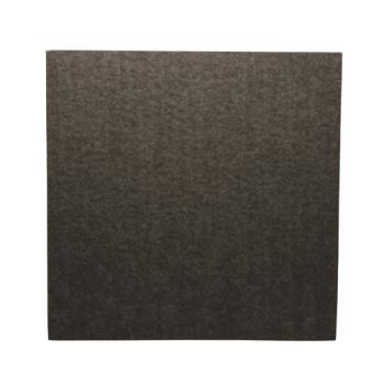 76169 - Commercial - 17 3/4 in x 17 3/4 in Carbon Fry Filter Product Image