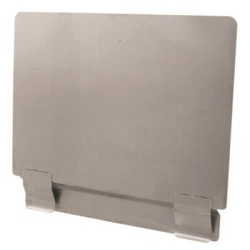 63419 - FMP - 133-1563 - Fryer Splash Guard Product Image