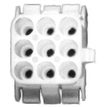 263630 - Frymaster - FM807-0156 - 9-Pin Female Connector Product Image