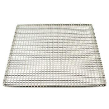 "63202 - FMP - 226-1053 - 13 1/2"" x 13 1/2"" Rounded Corners Fryer Screen Product Image"