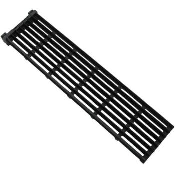 "241195 - Baker's Pride - T1212A - 23"" x 6"" Cast Iron Top Grate Product Image"