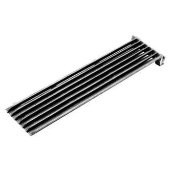 "61215 - Commercial - 5 1/4"" x 21"" Slanted Cast Iron Top Grate Product Image"