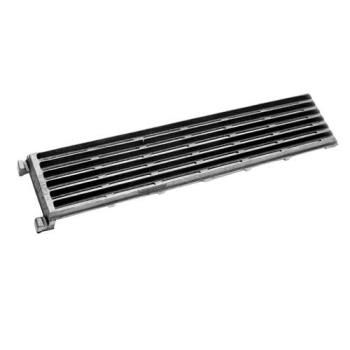 "61221 - Commercial - 5 1/4"" x 24"" Cast Iron Top Grate Product Image"