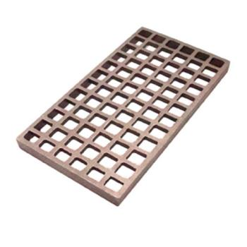 "61226 - Commercial - 8"" x 15"" Cast Iron Coal Grate Product Image"