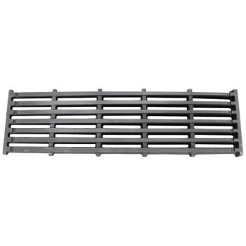 61203 - Original Parts - 241118 - 5 3/4 in x 20 1/2 in Cast Iron Top Grate Product Image