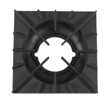 "61286 - Commercial - 11 3/4"" x 11 3/4"" Cast Iron Range Grate Product Image"