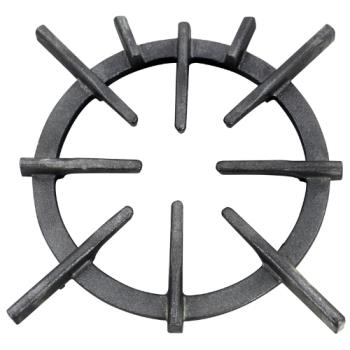 61278 - Original Parts - 241128 - 10 1/4 in x 15 in Cast Iron Range Grate Product Image