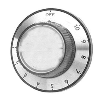 221214 - Alto Shaam - ALTKN-3473 - 1 - 10 Thermostat Dial Product Image