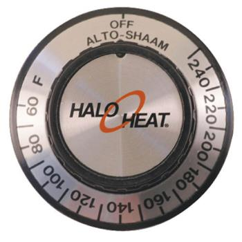 "61139 - Alto Shaam - KN-3491 - 60° - 250° ""Hold"" Dial Product Image"