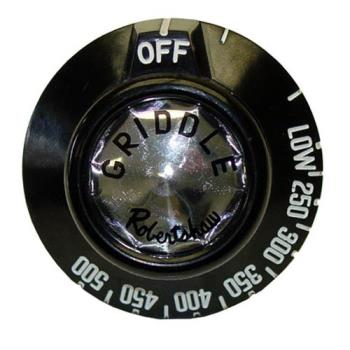 26277 - American Range - A32020 - Low - 500° BJWA Thermostat Dial Product Image