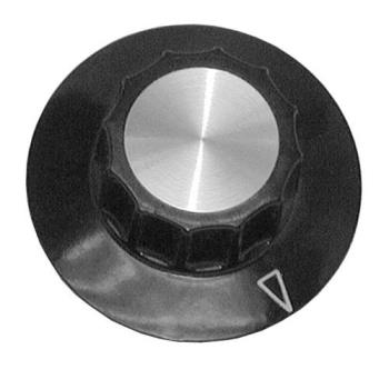 221307 - APW Wyott - 8705508 - Knob w/Pointer Product Image