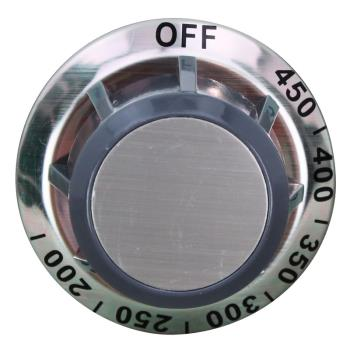 221181 - Axia - 12522 - 200° - 450° Thermostat Dial Product Image