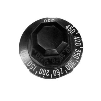 221167 - Cecilware - M081A - 100° - 450° Thermostat Dial Product Image