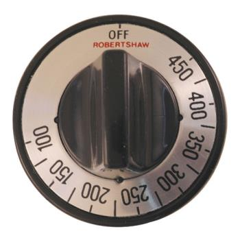 61125 - Commercial - 100° - 450° Griddle Dial Product Image