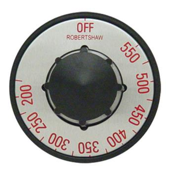 61174 - Commercial - 175° - 550° Thermostat Dial Product Image