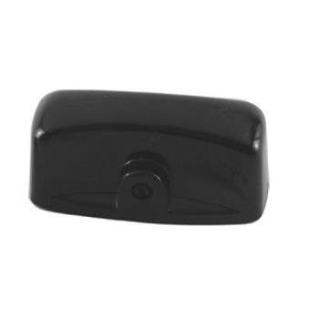 61101 - Commercial - Black Heat Proof Plastic Burner Valve Knob Product Image