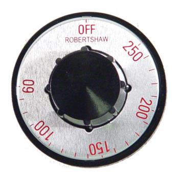 61130 - Commercial - Heavy Duty 60° - 250° Warmer Dial Product Image