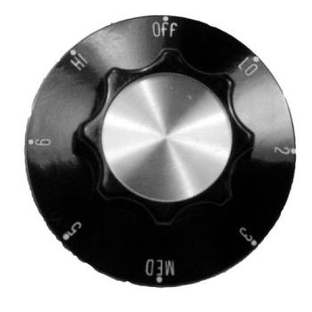 221072 - Commercial - Off - Lo - Med - Hi Dial Product Image