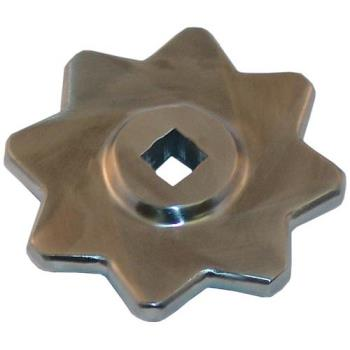 "26459 - Commercial - S/S 3"" Faucet Knob Product Image"