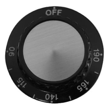 61191 - FWE - KNBH1 - 90° - 190° Thermostat Dial Product Image