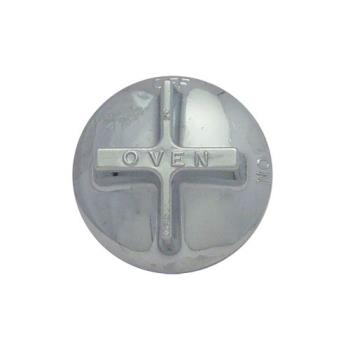 61502 - Garland - 224003 - On/Off Chrome Oven Knob Product Image