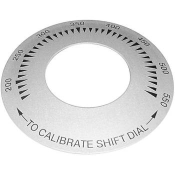 221410 - Keating - 058038 - 200° - 550° Dial Plate Product Image