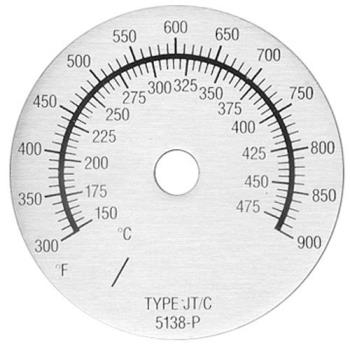221530 - Nieco - 5138 - Dial Plate Product Image