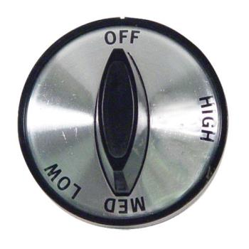 61145 - Original Parts - 221033 - Steam Table Dial Product Image