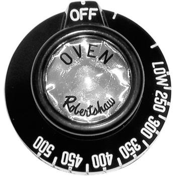 61076 - Original Parts - 221207 - 250° - 500° BJ Thermostat Dial Product Image