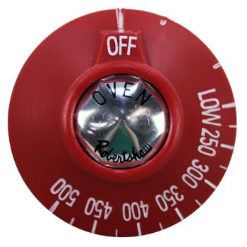 26843 - Original Parts - 221213 - Red Thermostat Dial Product Image
