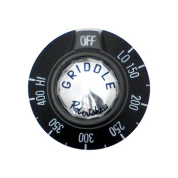 61088 - Original Parts - 221251 - 150° - 400° BJ Thermostat Dial Notch Up Product Image